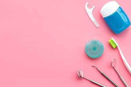 Аксесуари для очищення зубів.