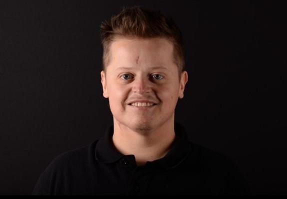 Тарас Музика - стоматолог.